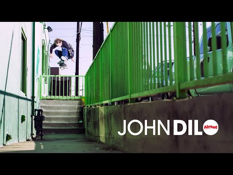 """John Dilo's """"Welcome to Almost"""" Part"""
