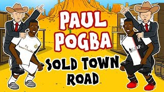💰PAUL POGBA SOLD!💰 Juventus? Real Madrid? PSG? Barca? The Song!