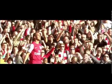 Arsenal Vs Tottenham Hotspur 5-2 *HD Highlights* *2012*