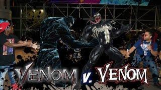 Was Venom seriously a good movie? Sony Venom v. Marvel Venom: Dawn of the Symbiotes (feat. M-dogg)