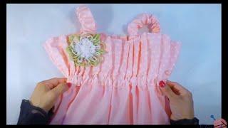 Vestido para niña 2-3 años / Dress for girls 2 - 3 years