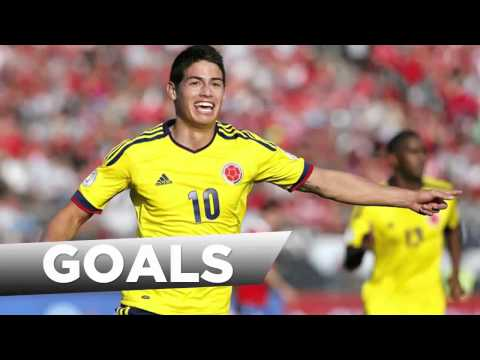 Colombia vs Ivory Coast 2014 All Goals & Full Match   World Cup 2014 Full Game Highlights