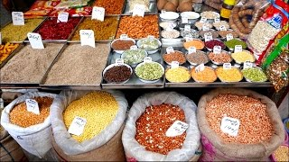Khari Baoli - New Delhi - India - Asia's largest Wholesale Spice Market