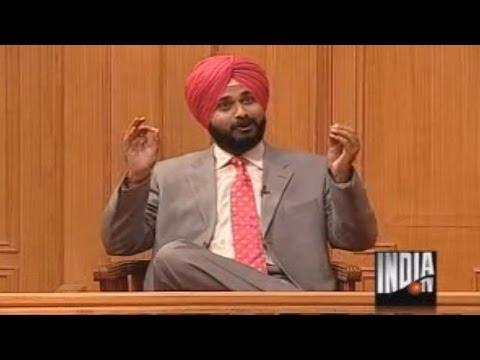Navjot Singh Sidhu  In  Aap Ki Adalat Part 1