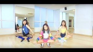 BOOMBAYAH (붐바야) - Blackpink Cover by Ju So Yeun  Ju Uyên Nhi 