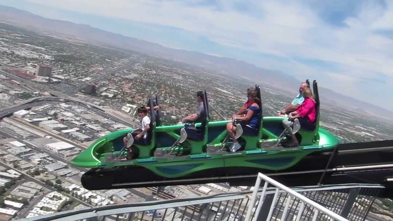 Top of the World at Stratosphere in Las Vegas