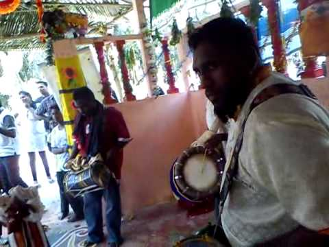 Shiva Muniswarar Urumi Melam At Bb3 video