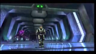 Halo 1 - Full Game Zero Shot Segmented Speedrun in 1:31:48 by: slYnki