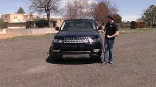 Real First Impressions Video: 2014 Range Rover Sport HSE 3.0 V6