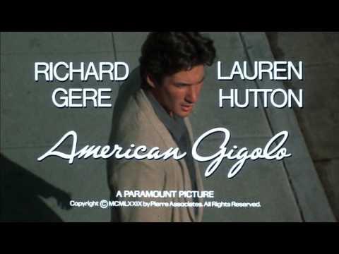 American gigolo 1980
