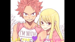 Let me love you {FAIRY TAIL AMV}