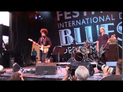 Doyle Bramhall II in Mont-Tremblant, (July 11,2014)