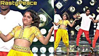 Ditya Bhande Dance Performance with Kings United India In Star Vijay