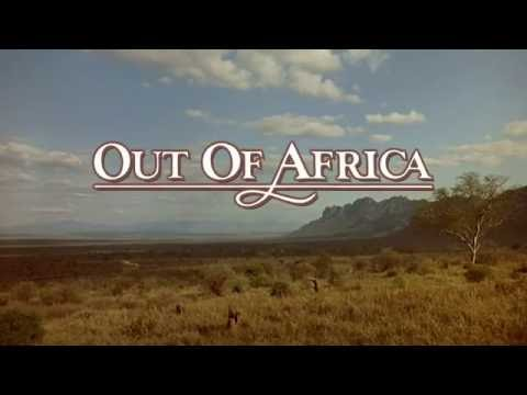 """générique"" Out Of Africa De Sydney Pollack (1985)"