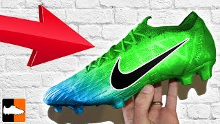 How To Make STUNNING Nike Boots! Rare Limited Editions!