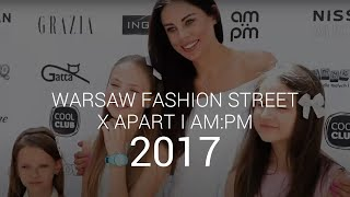Warsaw Fashion Street 2017