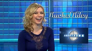 Rachel Riley - Countdown Compilation 1