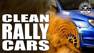 How To Clean Filthy Dirty Cars  Chemical Guys Subaru Wrx