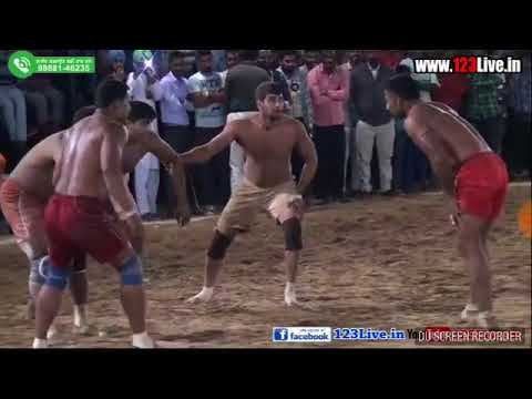 Final Match : Punjab Vs Haryana Dakh Poun Vala  Match