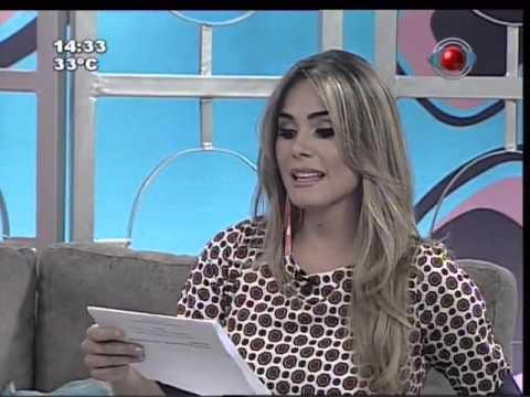 Entrevista Con UMUR TUREL En Programa De Tania Domaniczky