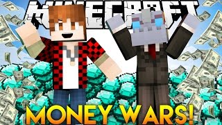 Minecraft: ULTIMATE MONEY WARS GAME #1 Epic Mini-Game