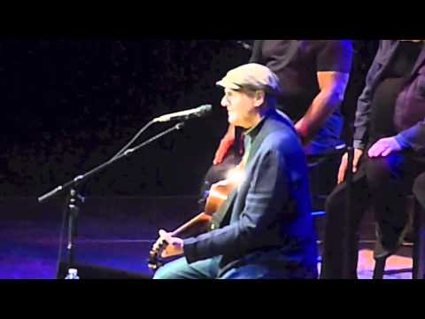 James Taylor, Anywhere Like Heaven