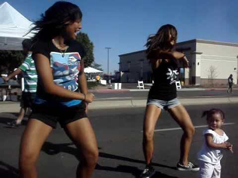 Pinay Filipina Girls rippin the streets Reppin Pstgear