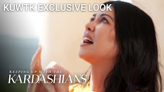 Teary Kourtney Kardashian Analyzes Her Life As Birthday Looms | KUWTK Exclusive Look | E!