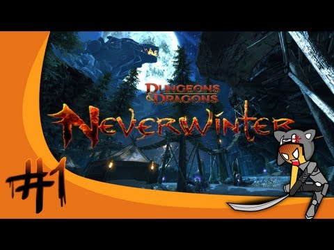 Let's Play NeverWinter Part 1 Gameplay Commentray w/ TrashyAi