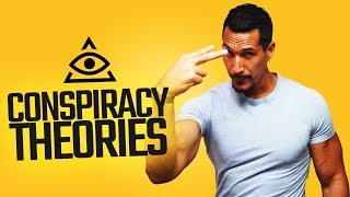 The Truth Behind Conspiracy Theories