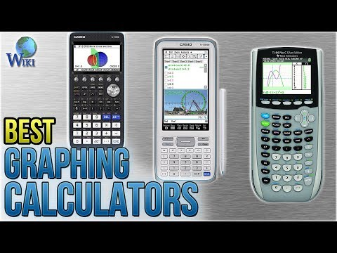 10 Best Graphing Calculators 2018