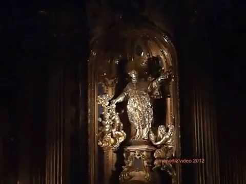 Roma, Chiesa del Gesù, Macchina Barocca - conversion machine of ...