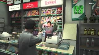 GTA 5 First 10 minutes