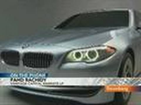 Rachidy Says Vantage Rates BMW `Hold' on Double-Dip Risk: Video