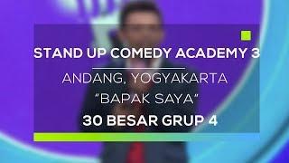 download lagu Stand Up Comedy Academy 3 : Andang, Yogyakarta - gratis