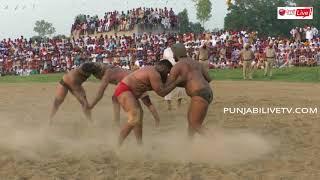 Jassa Patti vs Shinda Narangwal (Kirlgarh Kushti Dangal 29 Augest 18)