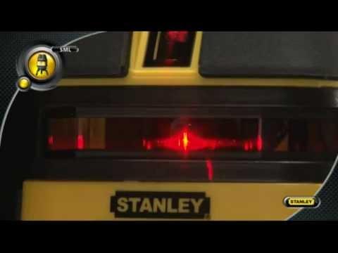 Laser krzyżowy Stanley FatMax SML MULTILINE