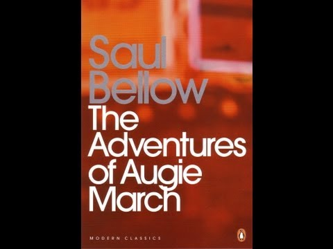 David Recommends The Adventures of Augie March by Saul Bellow...