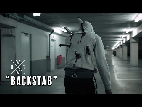 "AHYEE - ""BACKSTAB"" Official Music Video (Prod. By Emage)"