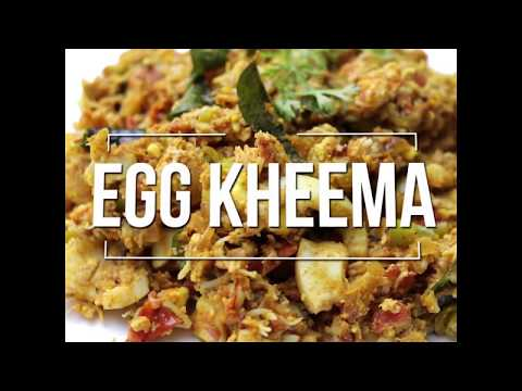 3 Egg Recipes || Egg 65 Recipe, Egg Kheema Recipe and Egg Bread Masala Recipe ||  Wirally Food