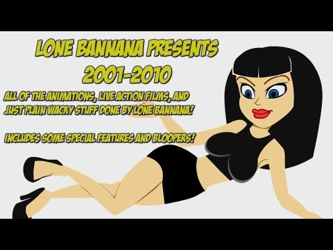 Lone Bannana Presents: The Teaser!  (DVD On Sale)