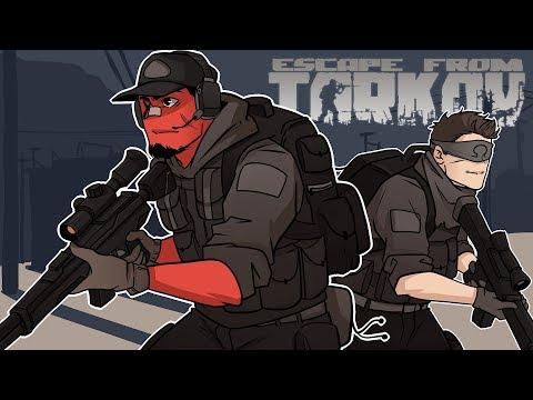 BECOMING A SEASONED VET!   Escape from Tarkov (w Ohmwrecker)
