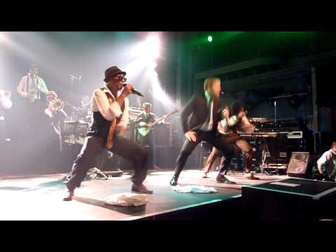 Seeed Hamburg Grünspan 10.10.12 Secret Gig- Großhirn HD
