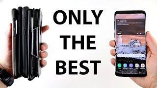 Top 5 BEST Samsung Galaxy S9/S9 Plus Cases!