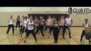 FUN @pitbull @chrisbrown (Choreo by Lauren Fitz)