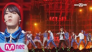 NCT 127 Limitless Comeback Stage M COUNTDOWN 170105 EP 505