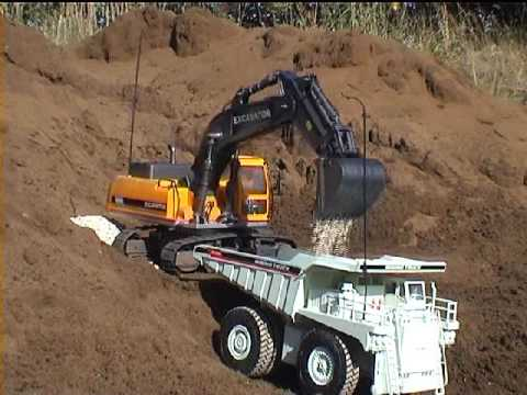 RC Excavator Digger @ Otherland Toys