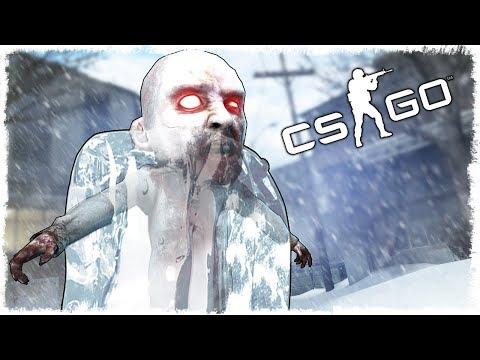 НЕ ПОДХОДИ, ОН ВРЕТ - ЗОМБИ В CS:GO!!!