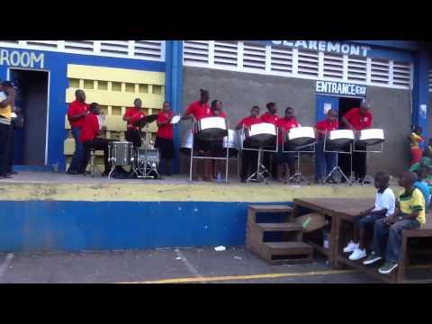 Salem Baptist Church Jamaica                         Steel Pan Ensemble  ( Elijah )