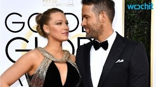 Ryan Reynolds Makes Blake Lively Blush